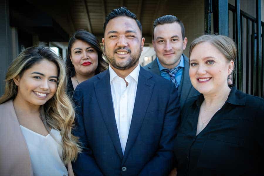 the davalos law firm team